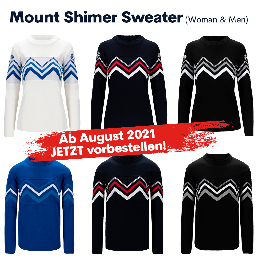 Dale of Norway Sweater – Mount Shimer Sweater